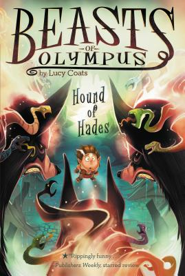 Hound of Hades #2 (Beasts of Olympus #2) Cover Image