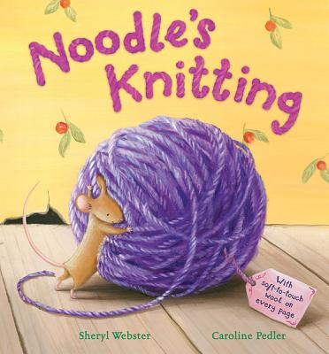 Noodle's Knitting Cover