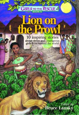 Lion on the Prowl Cover