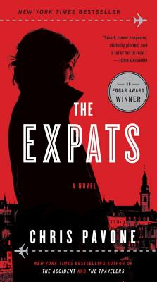 The Expats: A Novel Cover Image