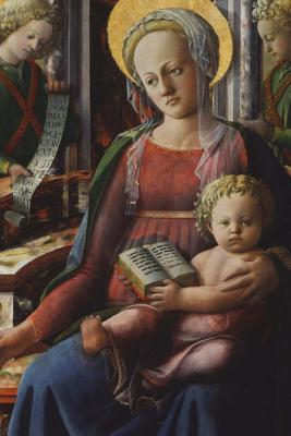 Journal: Madonna and Child Cover Image