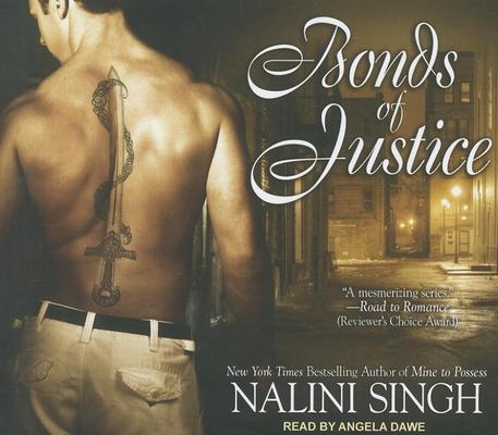 Bonds of Justice (Psy/Changeling Novels (Audio) #8) Cover Image