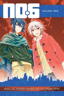 No. 6 Volume 9 Cover Image