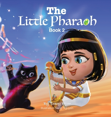 The Little Pharaoh: Book 2 Cover Image