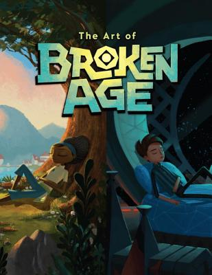 Cover for The Art of Broken Age