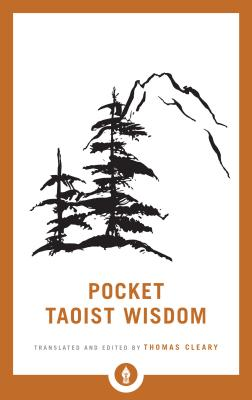 Pocket Taoist Wisdom (Shambhala Pocket Library) Cover Image