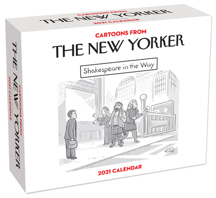 Cartoons from The New Yorker 2021 Day-to-Day Calendar Cover Image