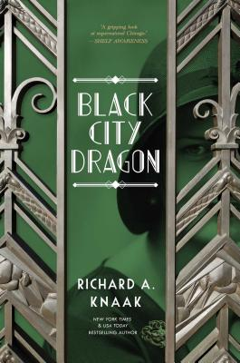 Black City Dragon Cover Image