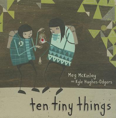 Ten Tiny Things Cover