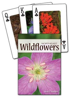 Wildflowers of the Northeast Playing Cards (Nature's Wild Cards) Cover Image