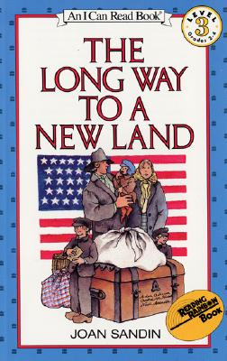 The Long Way to a New Land Book and Tape Cover Image