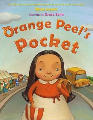 Orange Peel's Pocket Cover