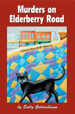 Murders on Elderberry Road: A Queen Bees Quilt Mystery Cover Image