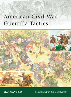American Civil War Guerrilla Tactics Cover