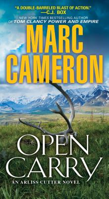 Open Carry: An Action Packed US Marshal Suspense Novel (An Arliss Cutter Novel #1) Cover Image
