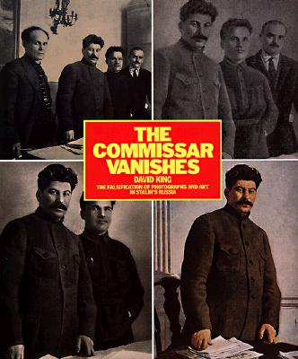 The Commissar Vanishes Cover