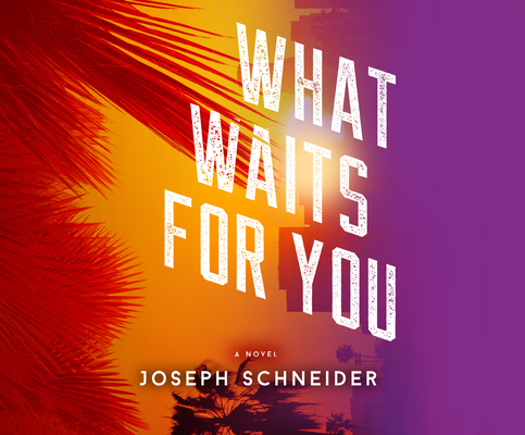 Cover for What Waits for You