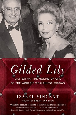 Gilded Lily Cover