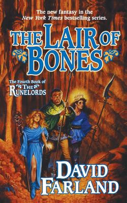 The Lair of Bones (Runelords #4) Cover Image