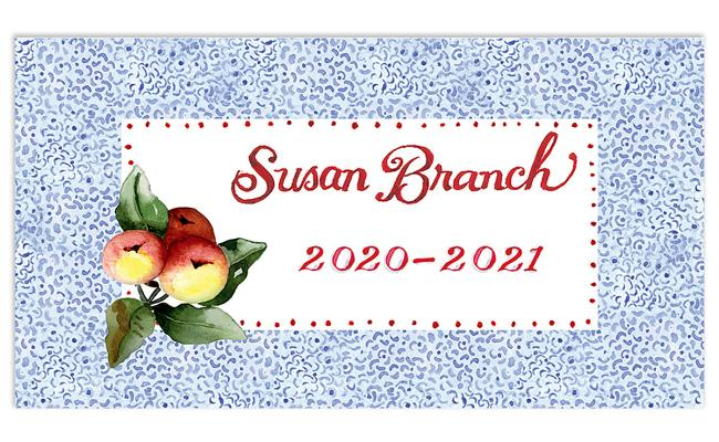 Cal 2020-Susan Branch Planner Cover Image