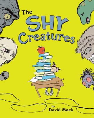 The Shy Creatures Cover