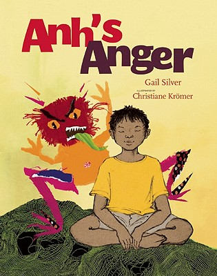 Cover for Anh's Anger