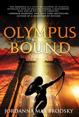 Olympus Bound Cover Image