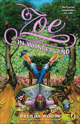 Zoe in Wonderland Cover Image