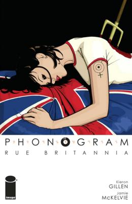 Phonogram, Volume 1 Cover