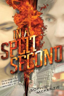 Cover for In a Split Second