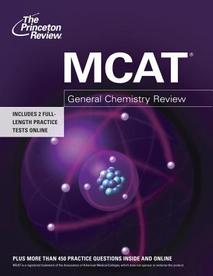 MCAT General Chemistry Review Cover