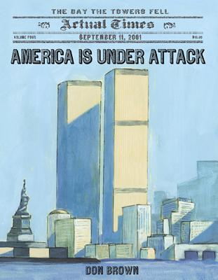 America Is Under Attack Cover