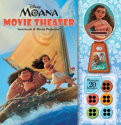 Disney Moana: Movie Theater Story Book