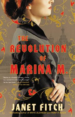 The Revolution of Marina M.: A Novel Cover Image