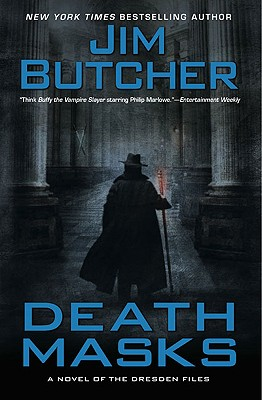 Death Masks: A Novel of the Dresden Files Cover Image