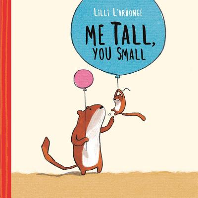 Me Tall, You Small Cover Image