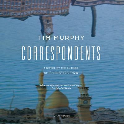 Correspondents Lib/E Cover Image