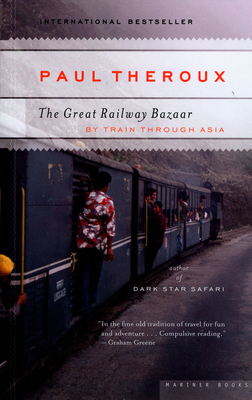 The Great Railway Bazaar Cover Image