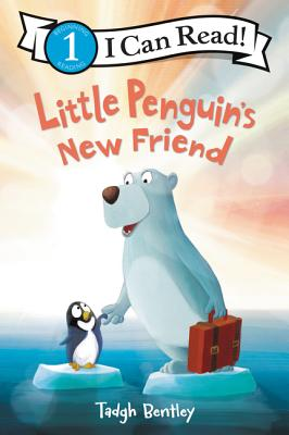 Little Penguin's New Friend (I Can Read Level 1) Cover Image