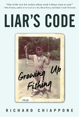 Cover for Liar's Code
