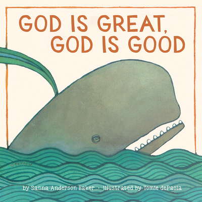 God Is Great, God Is Good Cover Image
