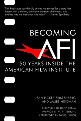 Cover for Becoming AFI
