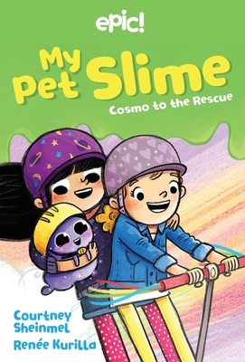 Cosmo to the Rescue (My Pet Slime #2) Cover Image