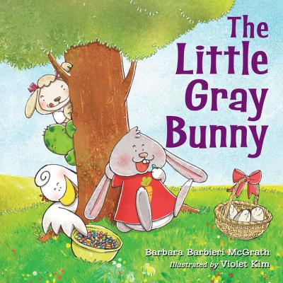 The Little Gray Bunny Cover