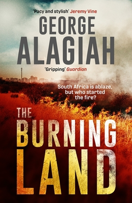 Cover for The Burning Land