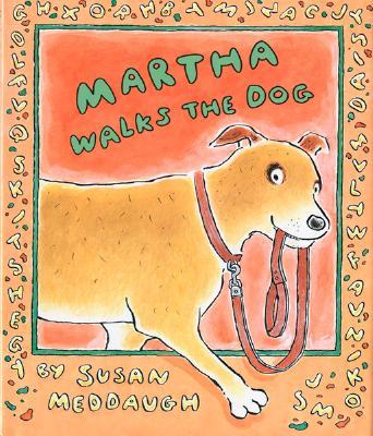 Martha Walks the Dog Cover