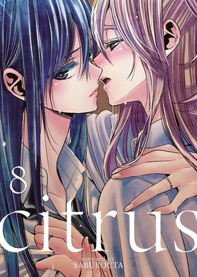Citrus Vol. 8 Cover Image
