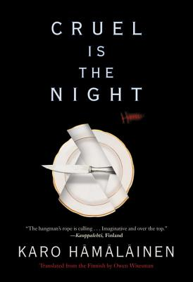 Cover for Cruel Is the Night