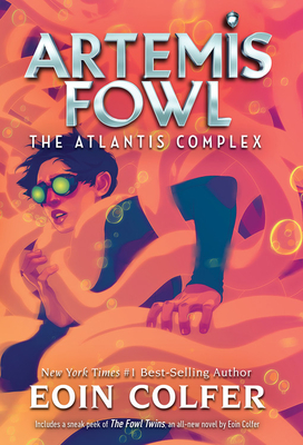 The Atlantis Complex (Artemis Fowl, Book 7) Cover Image