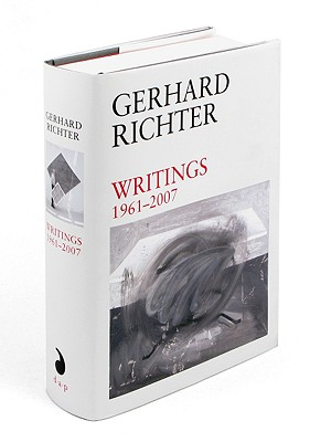 Gerhard Richter: Writings: 1961 to 2007 Cover Image